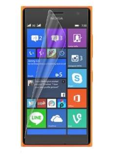 Ultraclear Screen Protector for Nokia Lumia 735/730 - Screen Protector