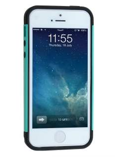 Impact Case for iPhone SE/5s/5 - Mint/Black