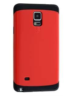 Impact Case for Samsung Galaxy Note 4 - Red/Black