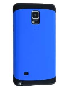 Impact Case for Samsung Galaxy Note 4 - Blue/Black