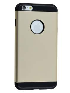 Apple iPhone 6s Plus / 6 Plus Impact Case - Gold/Black