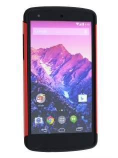 Impact Case for LG Google Nexus 5 - Red/Black