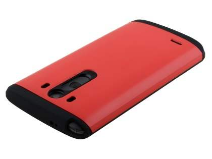 Impact Case for LG G3 - Red/Black