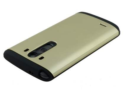 LG G3 Impact Case - Gold/Black