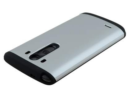 Impact Case for LG G3 - Silver/Black
