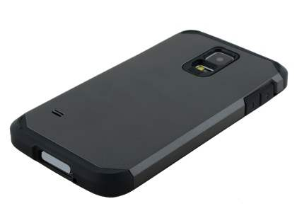 Samsung Galaxy S5 Impact Case - Charcoal