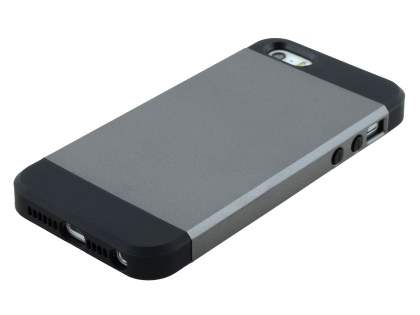 Impact Case for iPhone SE/5s/5 - Grey/Black