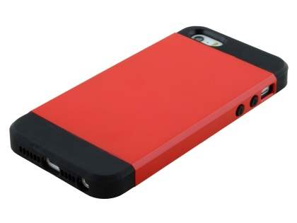 Impact Case for iPhone SE/5s/5 - Red/Black