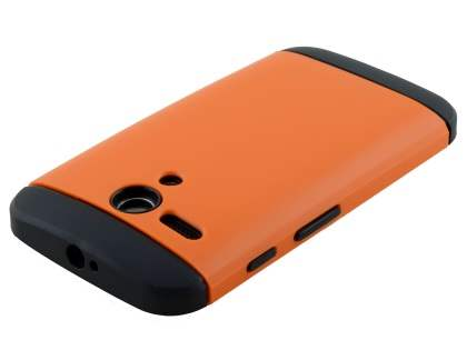 Motorola Moto G Impact Case - Orange/Black