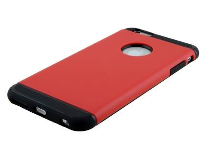 Apple iPhone 6s Plus / 6 Plus Impact Case - Red/Black