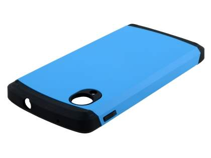LG Google Nexus 5 Impact Case - Blue/Black