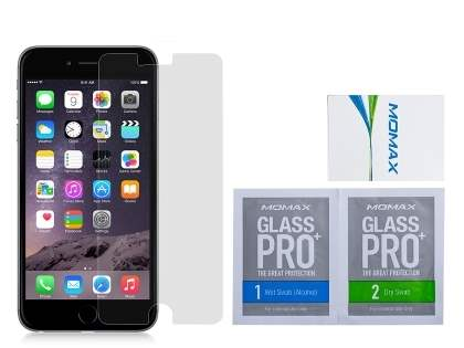 MOMAX Glass Pro+ XS Screen Protector for  iPhone 6s Plus/6 Plus