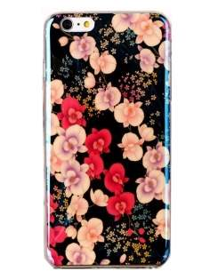 iPhone 6s/6 4.7 inches Blue Luster Pattern TPU Case