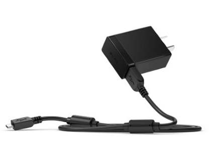 Genuine Sony 3-in-1 Sync Cable - Black AC Wall Charger