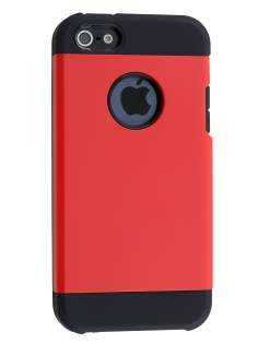 Impact Case for iPhone SE/5s/5 - Red/Black Impact Case