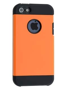 Impact Case for iPhone SE/5s/5 - Orange/Black Impact Case