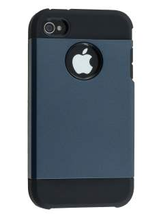 Impact Case for iPhone 4/4S - Midnight Blue/Black Impact Case