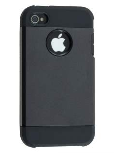 Impact Case for iPhone 4/4S - Charcoal Impact Case