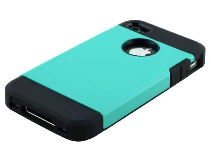 Impact Case for iPhone 4/4S - Mint/Black