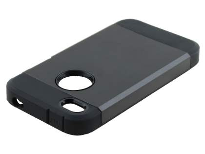 Apple iPhone 4/4S Impact Case - Charcoal