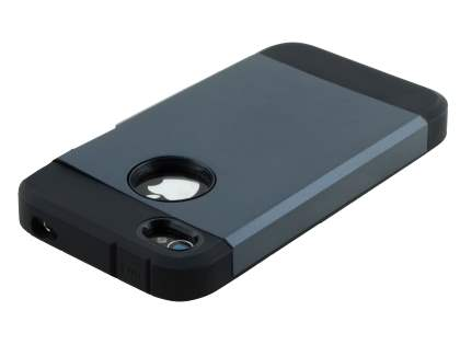Impact Case for iPhone 4/4S - Midnight Blue/Black