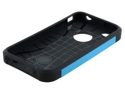 Impact Case for iPhone 4/4S - Sky Blue/Black