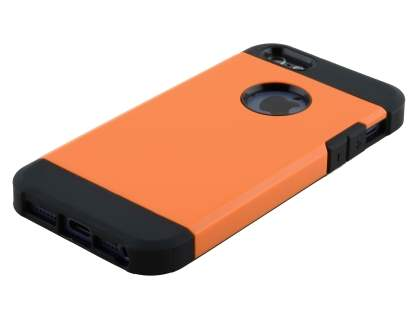 Apple iPhone SE/5s/5 Impact Case - Orange/Black