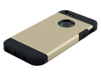 Impact Case for iPhone SE/5s/5 - Gold/Black