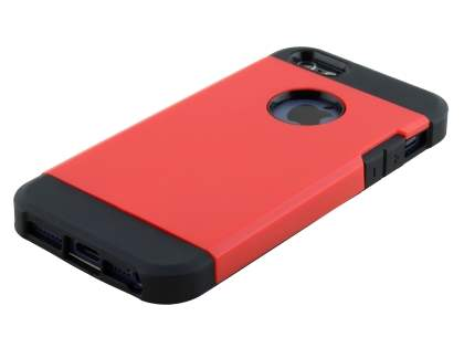 Apple iPhone SE/5s/5 Impact Case - Red/Black