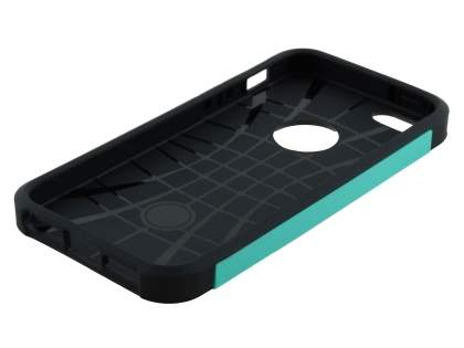 Apple iPhone SE/5s/5 Impact Case - Mint/Black