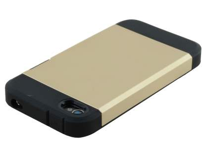Impact Case for iPhone 4/4S - Gold/Black