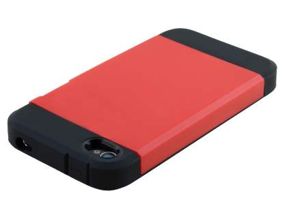 Impact Case for iPhone 4/4S - Red/Black