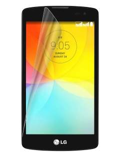 Anti-Glare Screen Protector for LG L Fino - Screen Protector