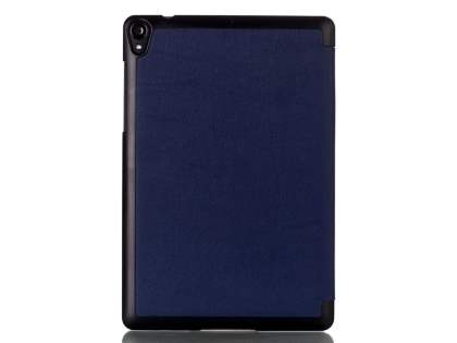 Premium Slim Synthetic Leather Flip Case with Stand for HTC Nexus 9 - Night Blue