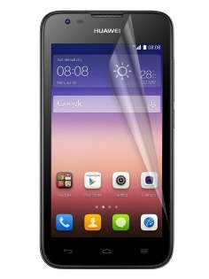 Ultraclear Screen Protector for Huawei Ascend Y550 - Screen Protector