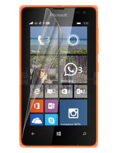 Ultraclear Screen Protector for Nokia Lumia 435/532 - Screen Protector