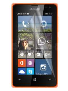 Nokia Lumia 435/532 Anti-Glare Screen Protector