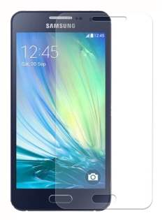Tempered Glass Screen Protector for Samsung Galaxy A3 A300F - Screen Protector