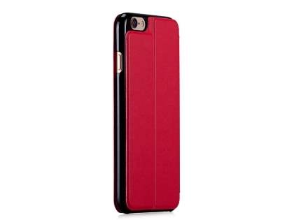 Momax Flip View Case for iPhone 6s Plus / 6 Plus - Coral