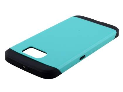 Impact Case for Samsung Galaxy S6 - Mint/Black