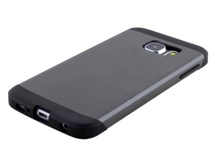 Impact Case for Samsung Galaxy S6 - Charcoal/Black