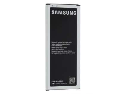 Genuine Samsung EB-BN910BBE Galaxy Note 4 Battery - Battery