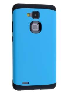 Impact Case for Huawei Ascend Mate7 - Sky Blue/Black Impact Case