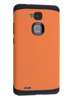 Huawei Ascend Mate7 Impact Case - Orange/Black