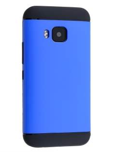Impact Case for HTC One M9 - Blue/Black Impact Case