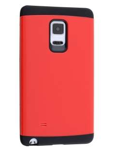 Impact Case for Samsung Galaxy Note Edge - Red/Black Impact Case