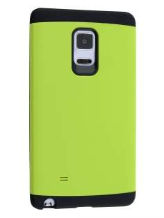 Impact Case for Samsung Galaxy Note Edge - Green/Black Impact Case
