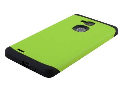 Huawei Ascend Mate7 Impact Case - Green/Black