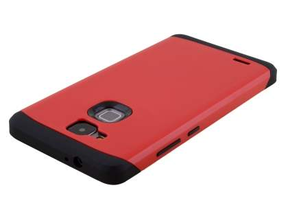 Impact Case for Huawei Ascend Mate7 - Red/Black