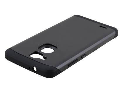 Huawei Ascend Mate7 Impact Case - Charcoal/Black